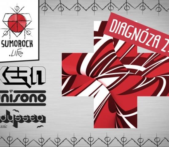 Další SUMOROCK festival, tentokrát s podtitulem DIAGNÓZA 295