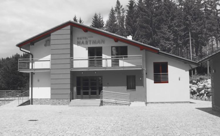 Hotel Hartman v Olešnici v Orlických horách