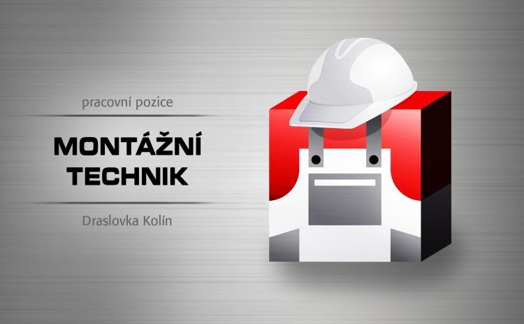Montážní technik - celá ČR