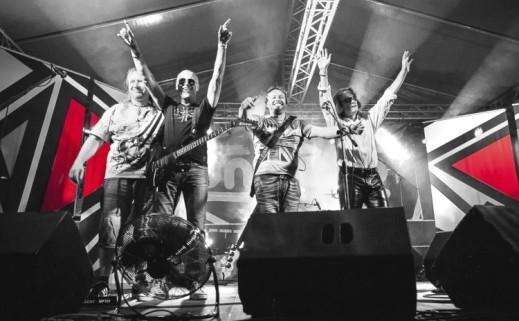 Jsme hlavním partnerem rockové kapely UNISONO