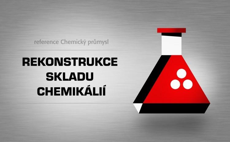Rekonstrukce skladu chemikálií