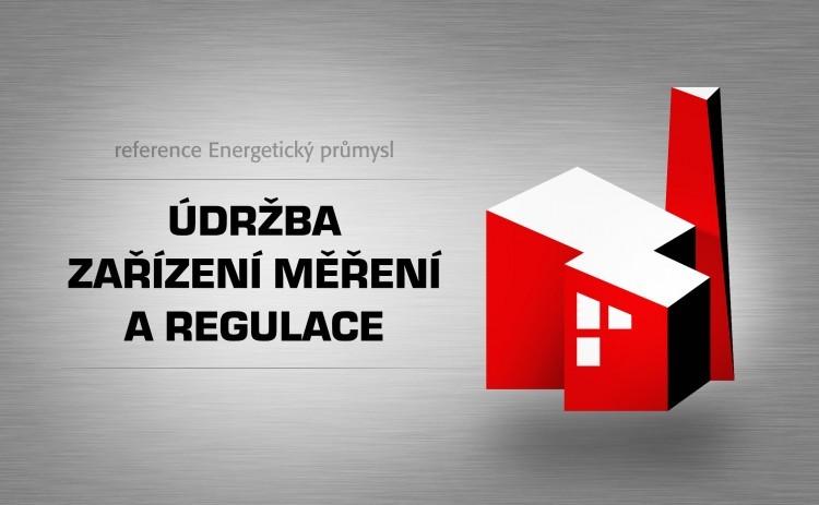 Údržba zařízení Měření a Regulace