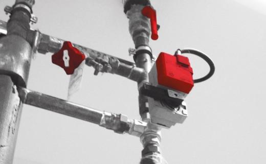 Vzduchotechnika, klimatizace a topení v SŽDC Nymburk