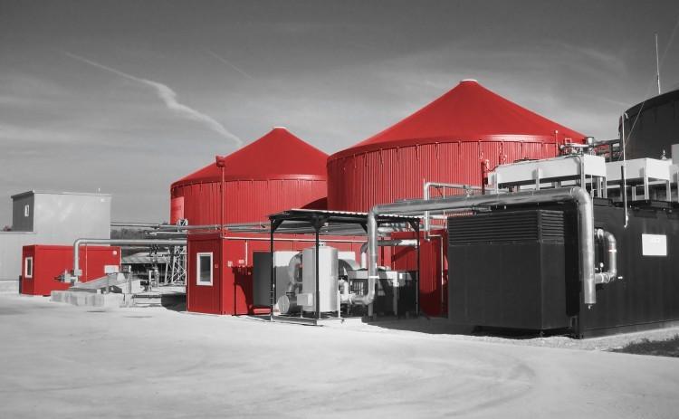 Bioplynová stanice Velké Uherce